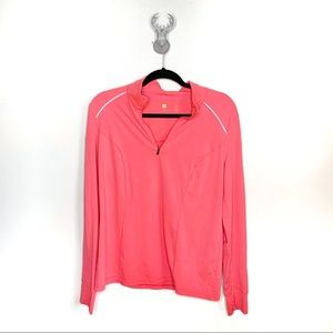 Xersion Sports Jacket Neon Pink
